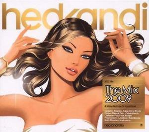 dance) hed kandi the mix 2009 NEW UK 3 CD dj set