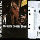pop punk new wave) alice cooper show EX cassette