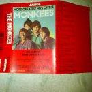 pop davey jones) more monkees greatest hits EX cassette