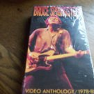 bruce springsteen video anthology 1978-1988 MINT VHS