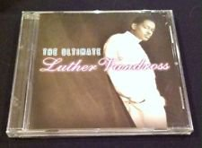 r&b pop) ultimate luther vandross SEALED NEW CD