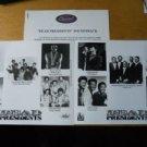 R&B) Dead Presidents Mint op '95 Press Kit-2 Photos. Sly - Aretha