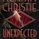 agatha christie the unexpected guest EX mystery paper back