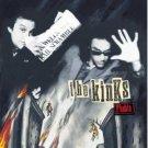 ray & dave davies the kinks PHOBIA SEALED 1993 CD