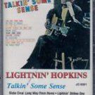 Blues) Lightin' Hopkins Talkin' Some Sense Sealed Cassette