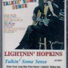 Blues) Lightin' Hopkins Talkin' Some Sense Sealed Cassette