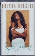R&B) Brenda Russell Soul Talkin'  Sealed  '93 Cassette