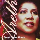 r&b) aretha franklin from these roots EX book