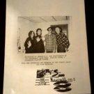 Sparks 1986 Fan Club Magazine Vol. #12 Issue #1 MINT