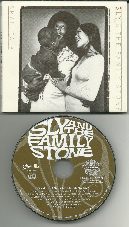 sly & the family stone fresh # ltd edition cd