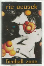 Cars) Ric Ocasek Fireball Zone Sealed '90 Cassette