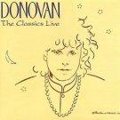 folk rock) donovan classics live rare 1991 cd