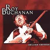 blues] roy buchanan deluxe edition near mint cd