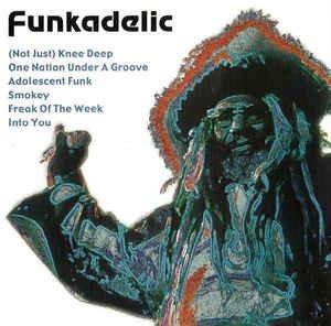 george clinton/funkadelic netherlands compilation cd