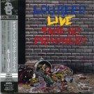 punk] lou reed take no prisoners new japan 2 cd set & obi strip