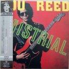 punk] lou reed mistrial new japan cd & obi strip