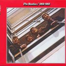 beatles 1962-1966 new remastered 2 cd set