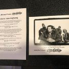 Hip Hop Reggae) Spearhead Chocolate... op '97 Press Kit & Photo