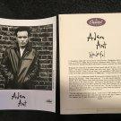 Adam Ant Wonderful Mint '95 Press Kit + Photo