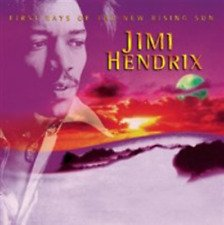 jimi hendrix first rays of the new rising sun EX cd/dvd digi pak