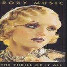 bryan ferry & roxy music thrill of it all mint uk 4 cd box set