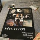 beatles] john lennon 1999 cd remasters promo poster