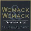 cecil & linda] Womack & Womack Greatest Hits New UK Cd
