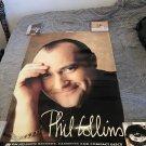 genesis] phil collins 1989 promo poster