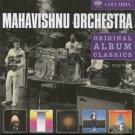 John Mclaughlin & Mahavishnu Orchestra Original Album Classics New UK 5 CD Box Set