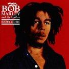reggae] bob marley rebel music remastered cd