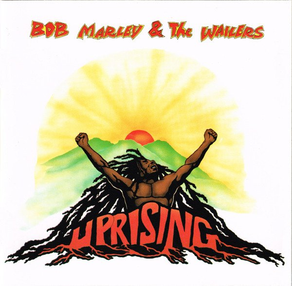 reggae] bob marley uprising remastered cd