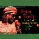 reggae, marley] peter tosh live & dangerous 1976 new cd