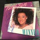 Labelles R&B) Patti Labelle Winner Signed op '86 LP