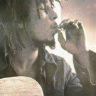 Wailers) Bob Marley Rastaman op VG '90 Argentina Poster