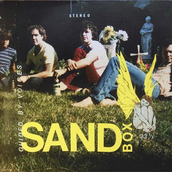 Guided By Voices Sandbox RARE Alternative Punk CD