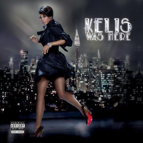 hip hop rock] kelis was here bonus track cd