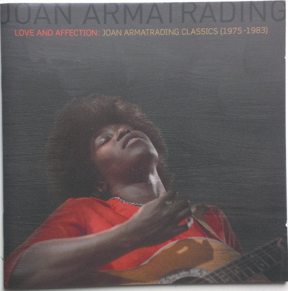 joan armatrading love & affection classics 1975-1983 2 cd set