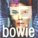david bowie best of cd