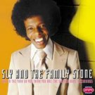 sly stone and the family stone who in the funk... # ltd ed cd