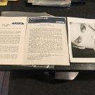 eurythmics] annie lennox diva vintage press kit