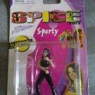 Kids Pop) Spice Girls Sporty #1 New op 1998 Toy Figurine