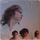 jim morrison doors 13 original 1970 lp & inner pix sleeve
