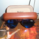 fashion] lou reed mint illesteva blue sun glasse mint