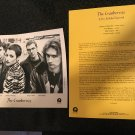 cranberries to the faithful departed press kit