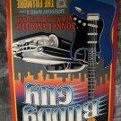 Blues] Buddy Guy 1995 Fillmore Poster Near Mint