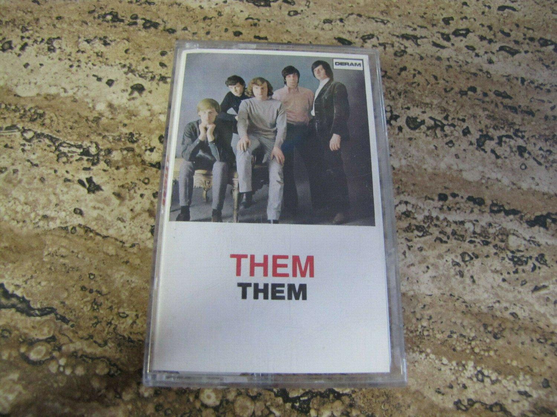 Van Morrison & Them Sealed op UK Reissue Cassette