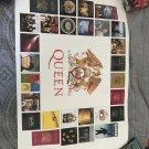 freddie & queen 1995 promo cd catalog poster #2