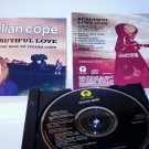 julian cope beautiful love best of promo cd