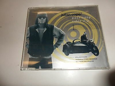 Julian Cope Easy Easy Rider Punky German PS EP CD