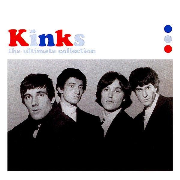 kinks ultimate collection uk 2 cd set 44 tracks